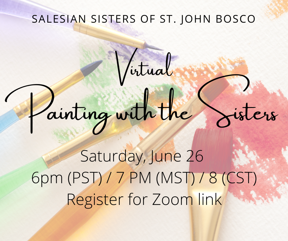 Painting With The Sisters 3