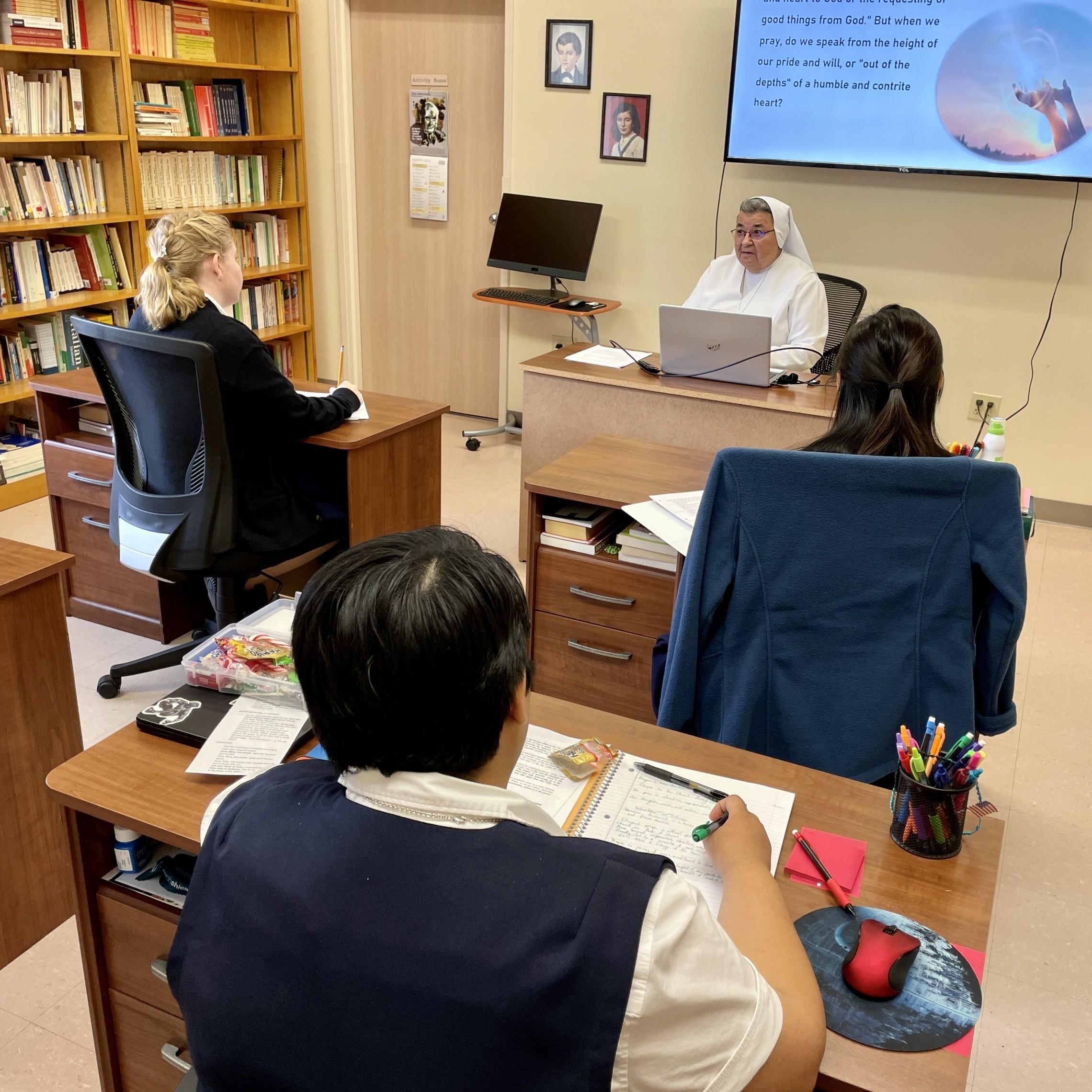 Candidate Liturgy Class 2021