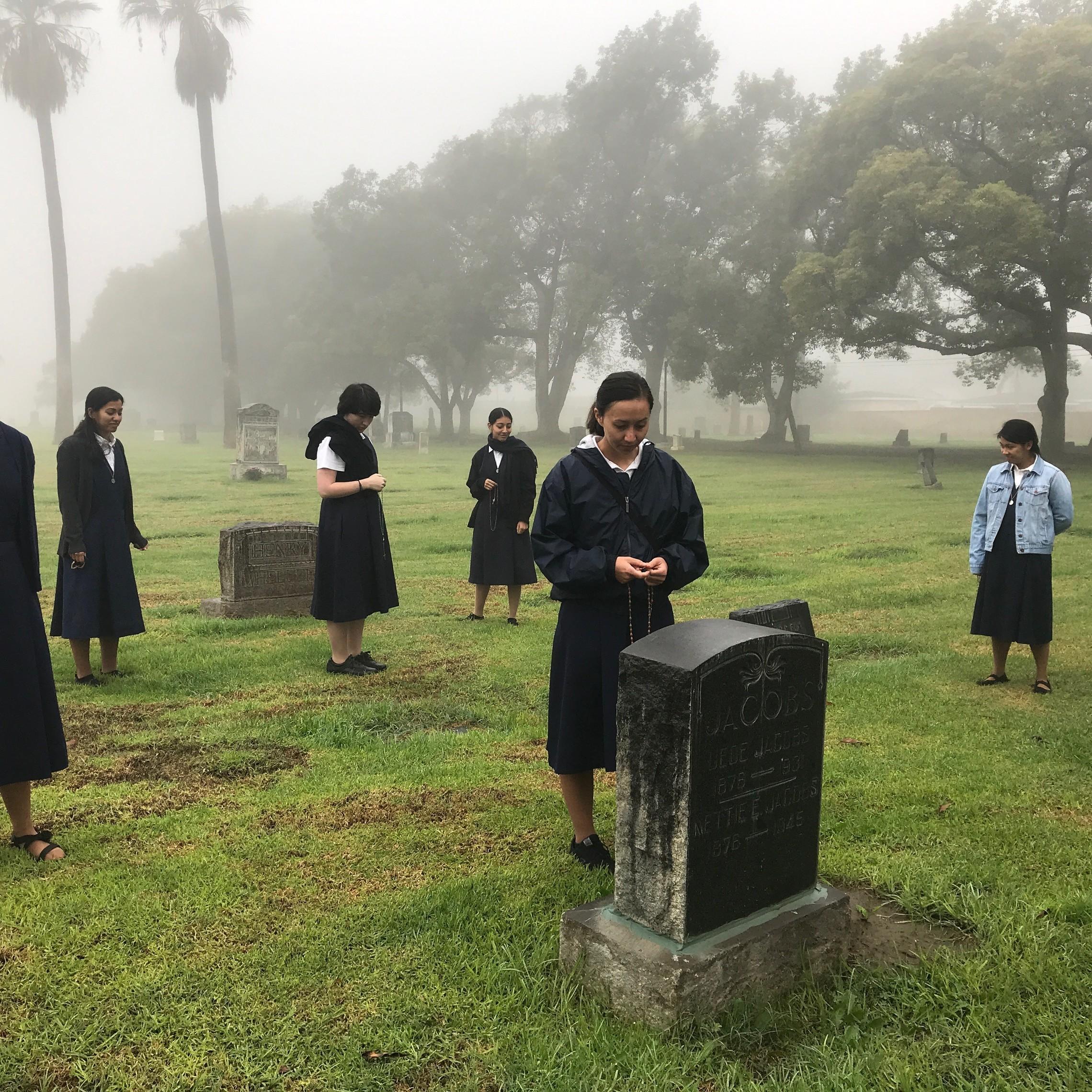 Postulants Cemetery
