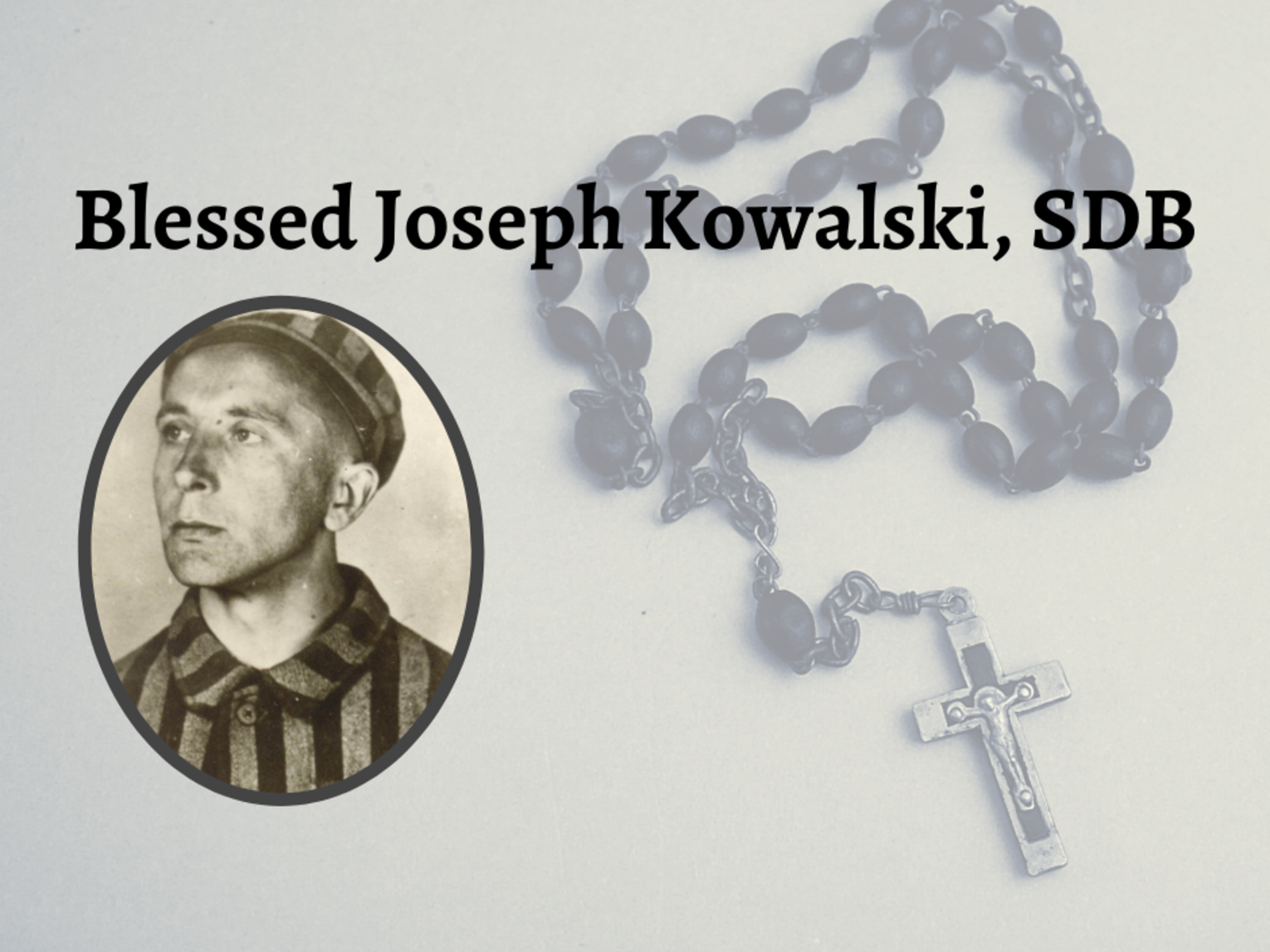 Blessed Joseph Kowalski