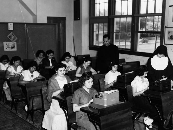 9 San Fernando School 1955