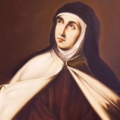 New St. Theresa Of Avila